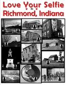 Love Yourselfie in Richmond Indiana 47374 is our 2nd T-Shirt Design entry